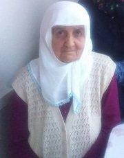 Ketendere Mahallesi Kavra Semtinden Rahmetli Hacı Mehmet TÜREDİ'nin eşi KIYMET ORAL (Türedi)  Vefat etmiştir