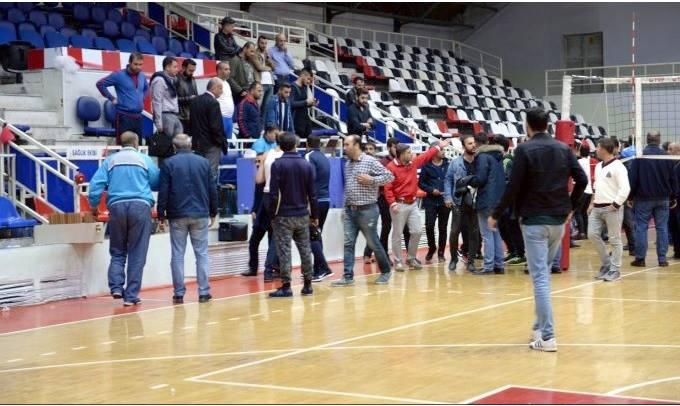 Akkuş Belediyespor Malatya Büyükşehir Belediyesporu Yendi 2 Puan Aldı. Maçta Olaylar Çıktı