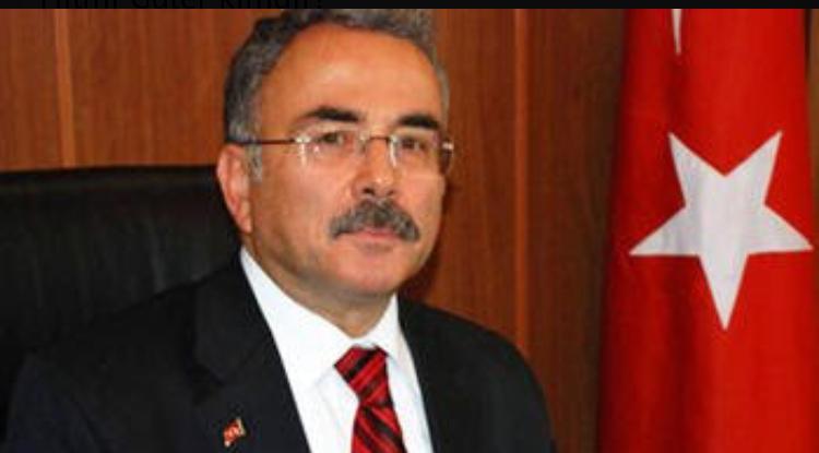 AK PARTİ Ordu Belediye Başkan Adayı Hilmi GÜLER