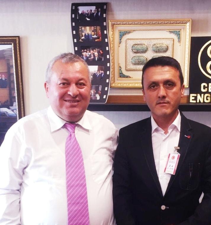 MHP Akkuş Belediye Başkan Adayının Alpay KOCAGÖZ Olduğunu Açıkladı