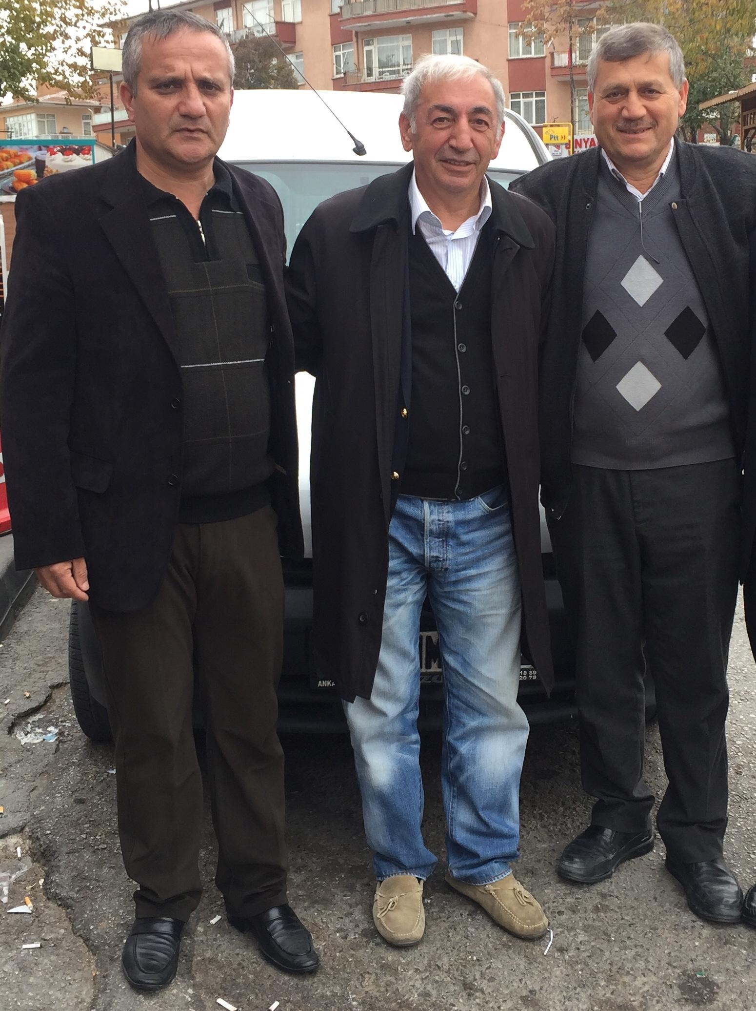 Akkuş CHP Belediye Başkan Adayı Bayram GÖRÜR Akkuş İlçesi  İnternet Sitesini ve Yeşil Akkuş Sitesini Ziyaret Etti.