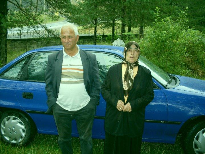 Çukurköy Mahallesi Mocuklu (Danizini) Semtinden Kamil SEVİNDİK eşi Esme SEVİNDİK Vefat Etti