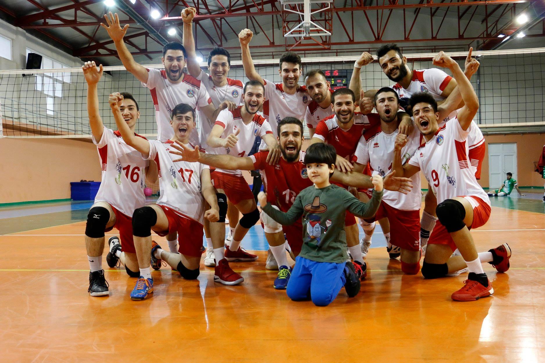 Akkuş Voleybol Takımı Fındıklı Spor'u 3-2 Yenerek 2. Sıraya Yükseldi.