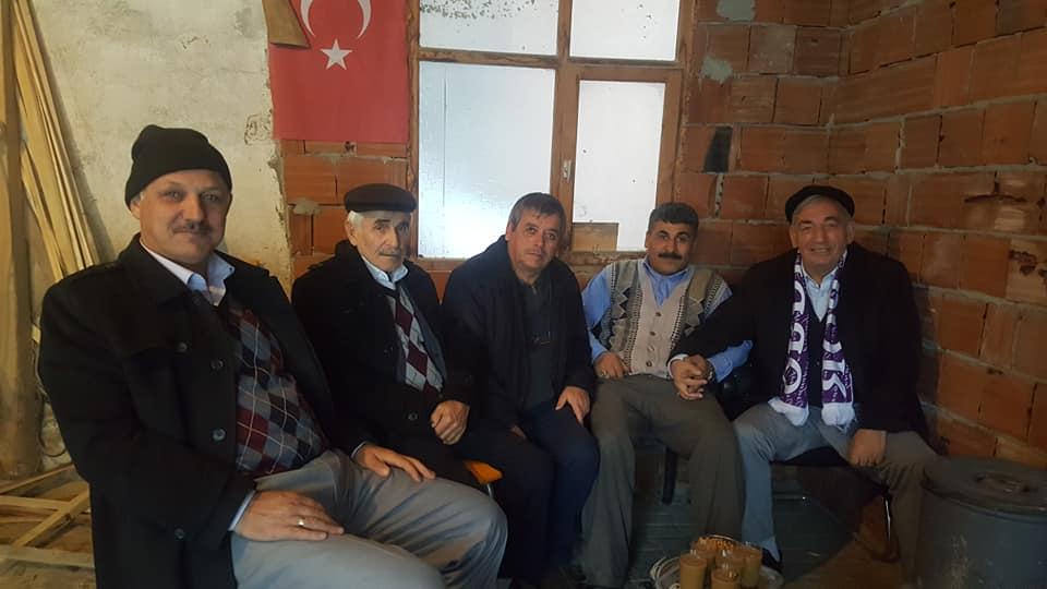 Akkuş Belediye Başkan Adayı Bayram GÖRÜR Akkuş'un İnternet Duayeni Seyfullah GÜL'ü Ziyaret Etti.