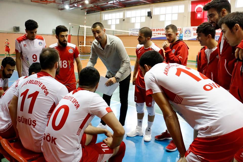 5 Ocak Cumartesi Saat 13:00'de  Sorgun Belediye Spor  -  Akkuş Belediye Spor  Karşı Karşıya Geliyor. Yozgat ve Cıvar İllerdeki Akkuşlu ve Ordulular Maça Bekleniyorsunuz.