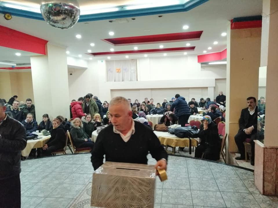 Çukurköy Mahalle Derneğinin 1. Genel Kurulu Yapıldı. Yönetim ve Denetim Kurulları Seçildi