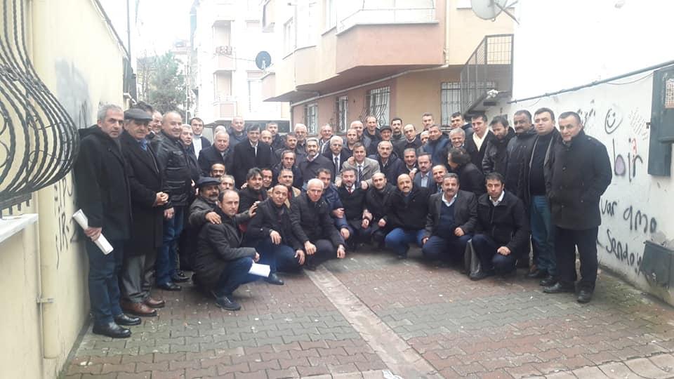 Akkuş Dernekler Federasyonu Genel Kurulunda Başkanlığa AVNİ KARGACI Seçildi