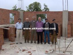 Akkuş İnternet Sitesi Yönetimi Damyeri Mahallesi Misafirhanesinin İnşaatının Yapılmasında Oradaydı