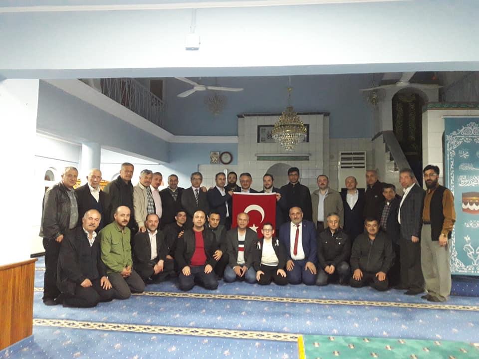 Zonguldak Akkuşlular Derneği, Çanakkale şehitleri için Kuran-ı Kerim okuttu