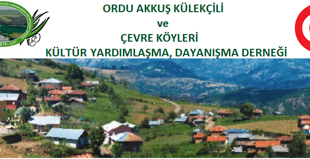 Külekçili Köyü Derneğinin Kamuoyu Açıklaması (Muhtar Adaylarından İstenen Hizmetler)