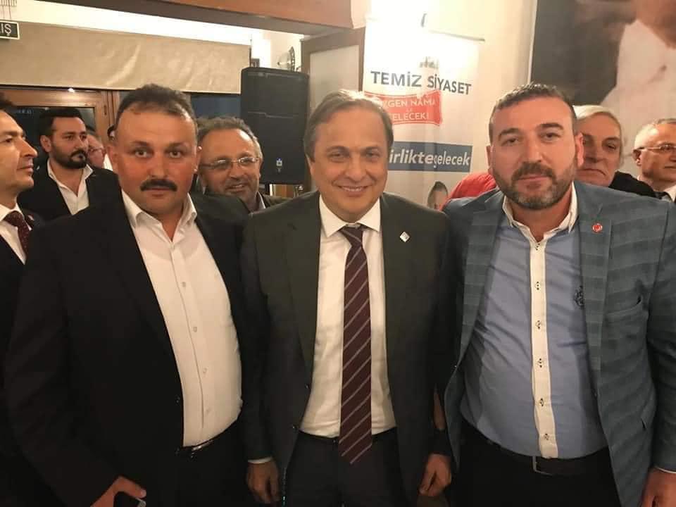 Akkuş dernekler federasyonu AKDEF olarak CHP Genel Başkan Yardımcısı Ordu milletvekili Seyit TORUN ile İstanbul'da görüşme gerçekleşmiştir.