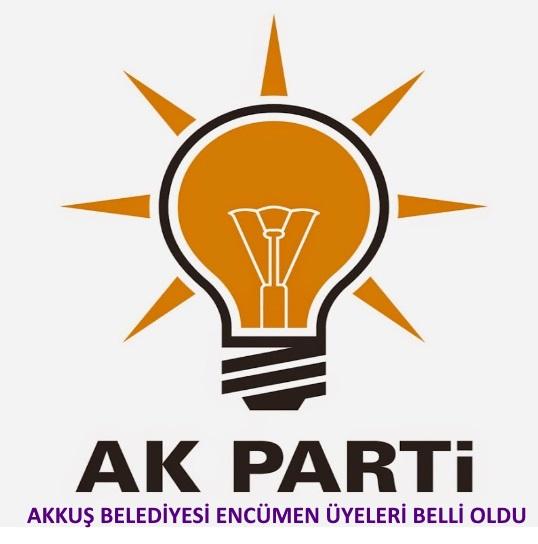 Ak Parti Akkuş Belediyesi Encümen Üyeleri Belli Oldu. İşte Seçimi Kazanan Encümen Üyelerinin İsimleri