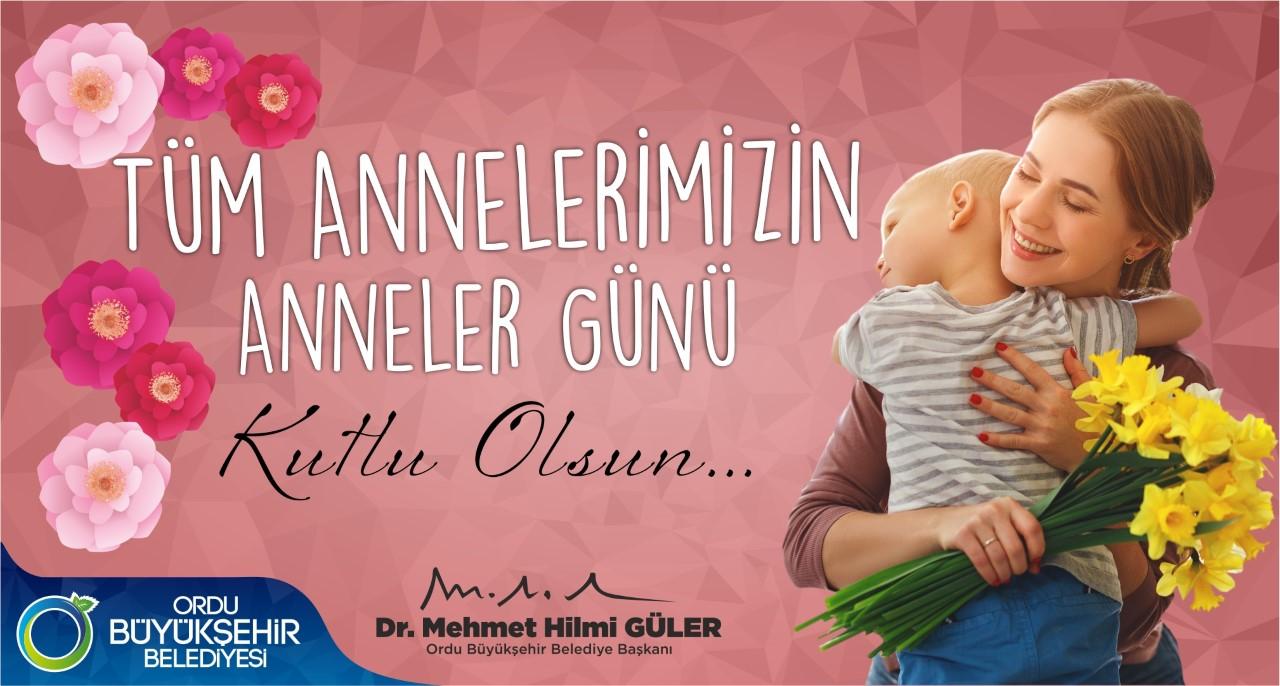 Tüm Annelerin Anneler günü Kutlu Olsun