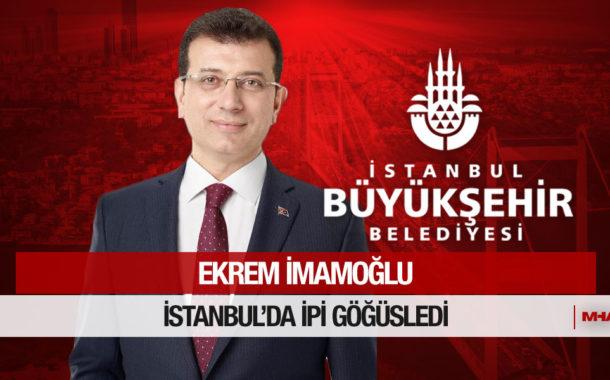 Ekrem İmamoğlu yaklaşık 780 bin oy farkla İstanbul Büyükşehir Belediye Başkanı seçildi