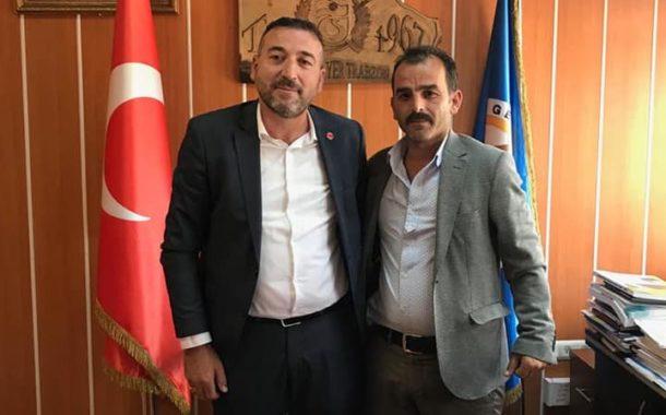 Akkuş dernekler federasyonu başkanı Avni KARGACI, Akkuş orman işletme müdürü Soner YILMAZ ve Muhtarlarımız ile ormanların kontrolsüz kesimleri konusunda görüşmelerde bulunmuştur.