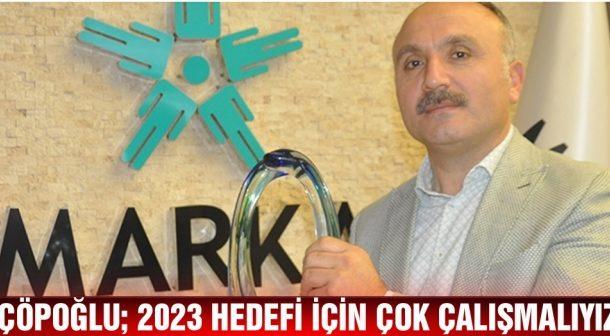 Akkuşlu Hemşehrimiz Dr. Mustafa ÇÖPOĞLU'NUN Genel Sekreterliğini Yaptığı Doğu Marmara Kalkınma Ajansı Avrupa'nın En İyi Kalkınma Ajansı Seçilerek Ödül Aldı