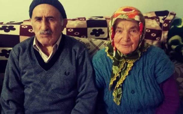 Çukurköy Kiren Semtinden Duran Kaya(DURAN HOCA) Amcamızın Eşi Zülal Kaya Vefat Etmiştir