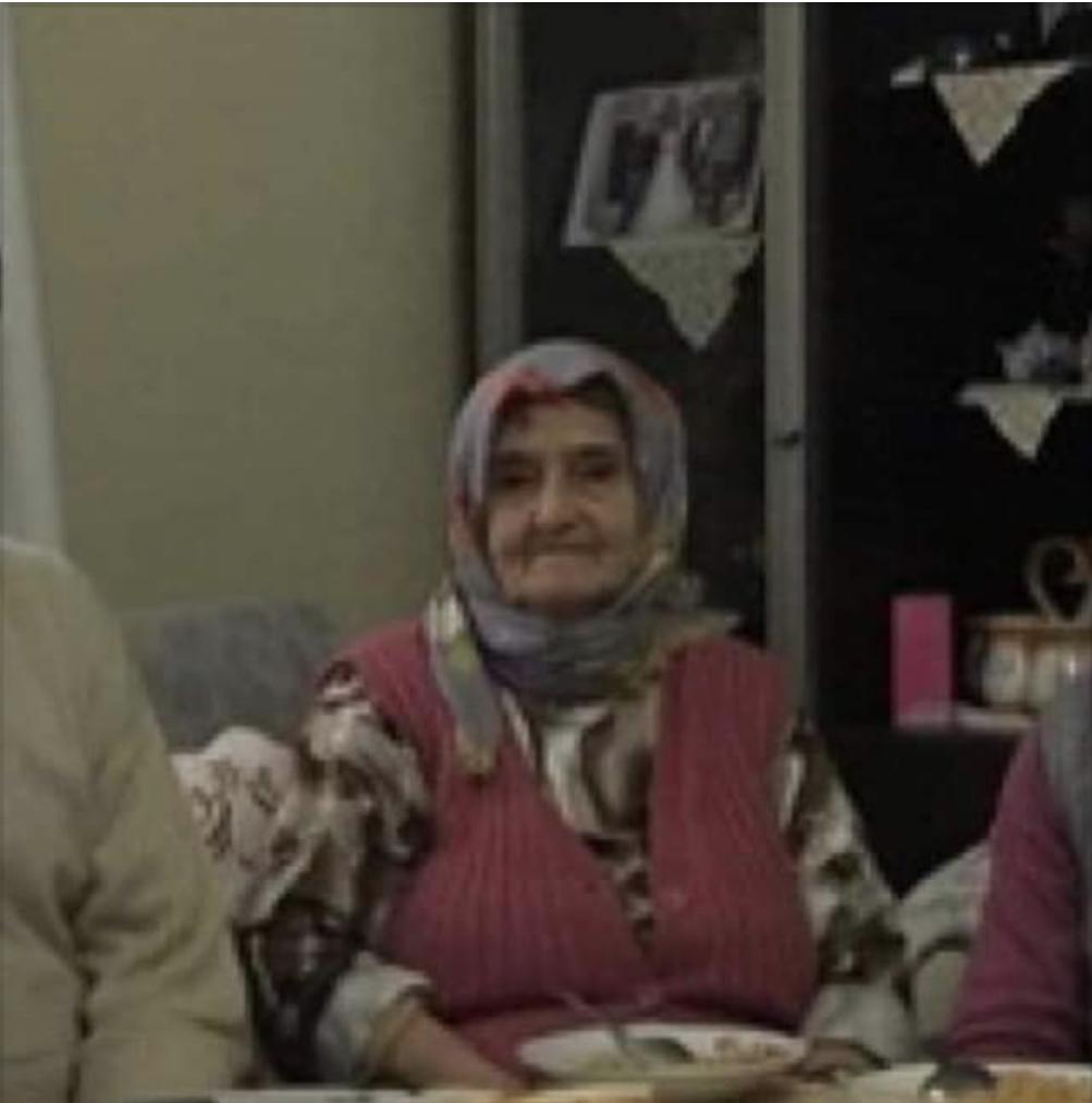 Ortabölme Mahallesi Şelevedin Semtinden Hüseyin Eroğlu Eşi Kiraz EROĞLU Vefat Etti