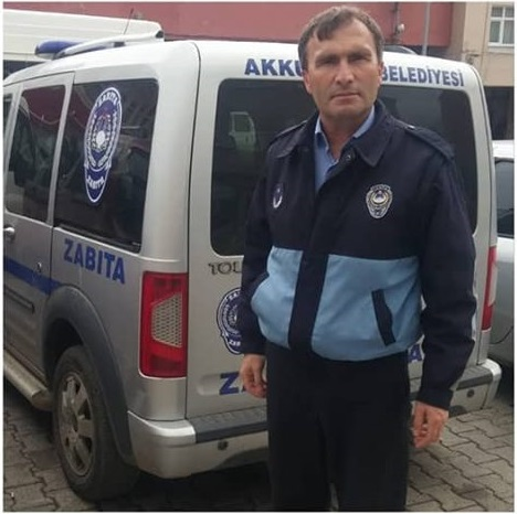 33 Yıllık Akkuş Belediyesi Zabıta Komiser Muavini Mustafa Güçlü Emekli Oldu