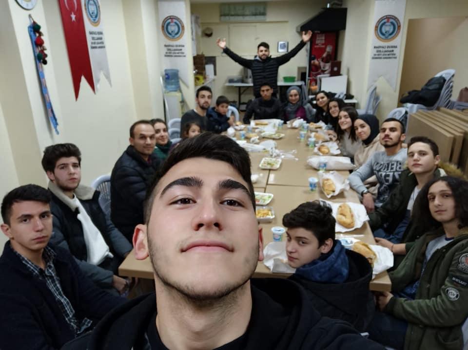 Çavdarköylü Gençlerin Birlikteliği ve Etkinlikleri Akkuş İnternet Sitesinin Dikkatini Çekti