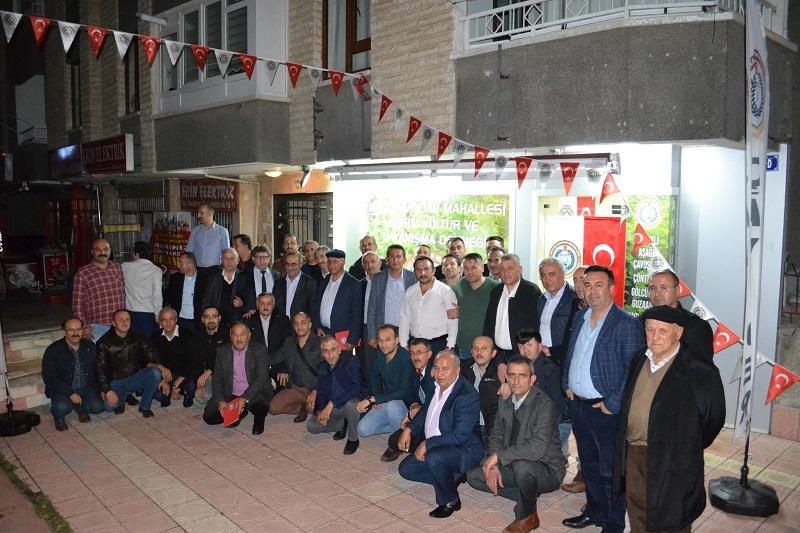 Akkuş'un 7 Köyünün İnsanları Dönüşü Olmayan Bir Yola Girdiklerini Açıkladılar. 7 Köy Muhtarı-3 Dernek-4 Dernek Temsilcisi-Akkuş Dernekler Federasyonu 35 km olan Akkuş-Çukurköy-Çavdarköy ve Ceyhanlı Grup Yolunun Asfaltlı Yol Yapılması İçin Bir Araya Geldi.