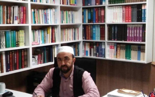 Çankaya Müftülüğünün Örnek Cami İmamı Mehmet METE'nin Görev Yaptığı Bakanlıktaki Çalışmaları Taktir İle Karşılanıyor.