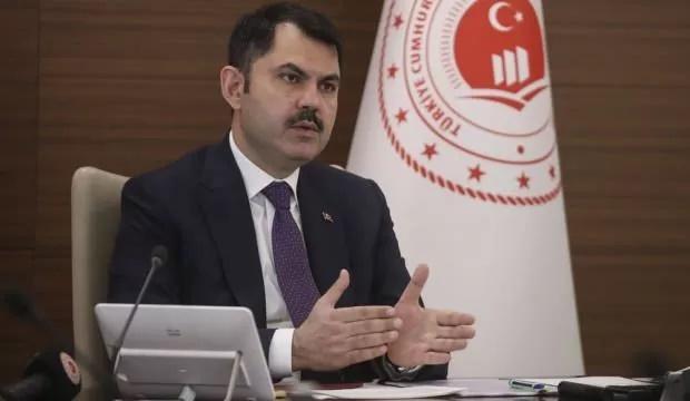 Çevre ve Şehircilik Bakanı: Büyükşehir Belediyelerde 2 Yeni Daire Başkanlığı diğer İl ve İlçe Belediyelerinde ise 2 yeni Müdürlük Kurulacak