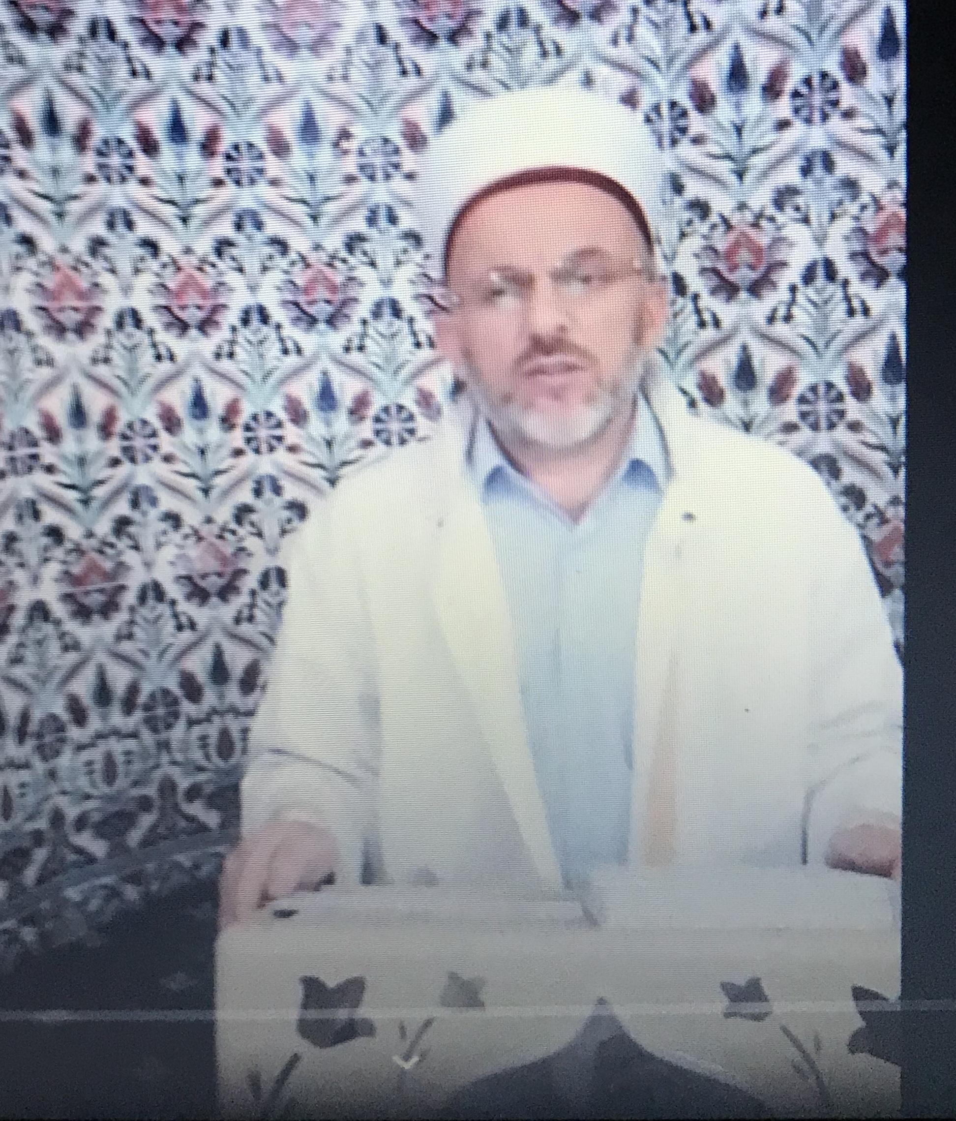 Canlı Video Yayını İle 2. Kur'an-ı Kerim Hatminin Duasını Osman VARLI Hocamız Yaptı