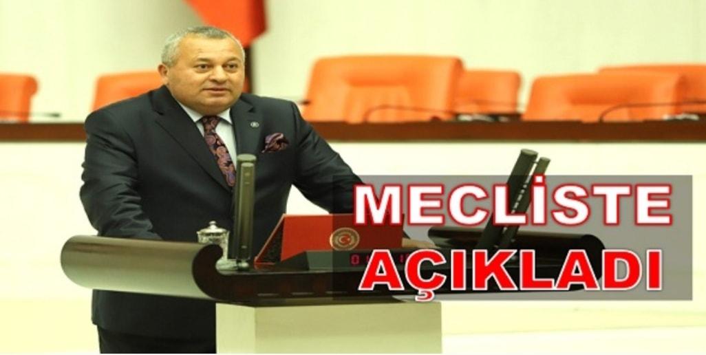 Bağımsız Ordu Milletvekili Cemal ENGİNYURT Demokrat Partiye Geçti