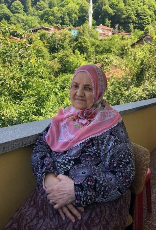 Zonguldak Akkuşlular Dernek Başkanımız Ömer ORAL'ın annesi Esme Oral Vefat Etti