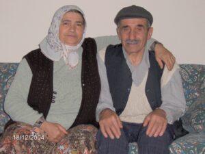 Ketendere Mah. İnyani mevkisinden Mahmut eşi Emine Kaya hakka yürüdü