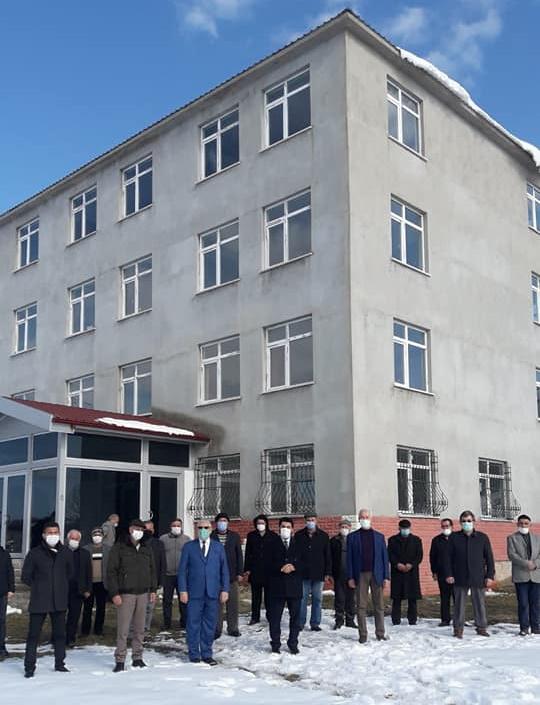 Akkuş Çayıralan'a Yatılı Kuran Kursu Çok Yakında Açılacak. Ordu Müftüsü Dr. İsmail ÇİÇEK Açıkladı