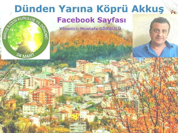 Dünden Yarına Köprü Akkuş Facebook Sayfası