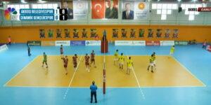 Akkuş Belediyespor: 3 Dinamik Gençlik: 0